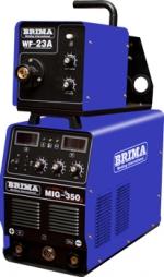 Cварочный полуавтомат инверторный одноблочный BRIMA MIG 350 (380 В)